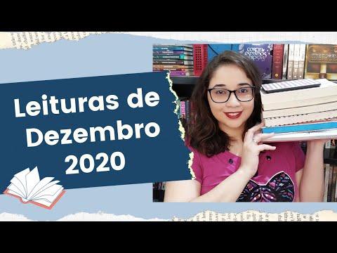 LEITURAS DE DEZEMBRO 2020 ? | Biblioteca da Rô