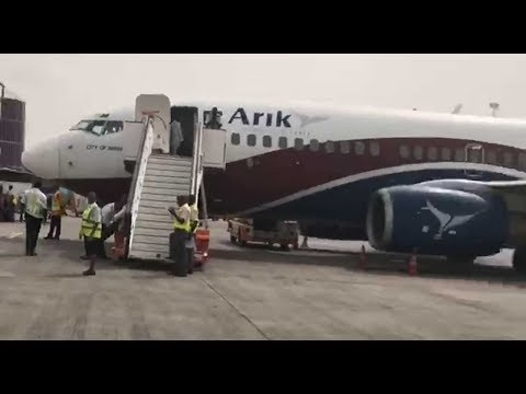 Flight between Abuja and Maiduguri