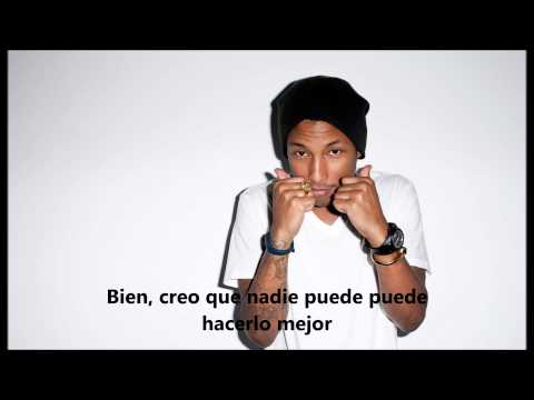 Pharrell Williams - Here (Subtitulado en Español)