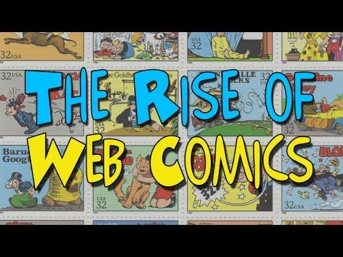 How The Internet Changed Comics
