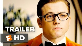 Kingsman: The Golden Circle - Trailer #1