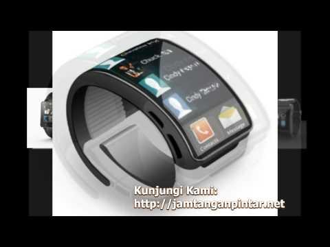 Video Jam tangan pintar samsung galaxy gear luncurkan smart smart watch jam pintar akan segera dirilis