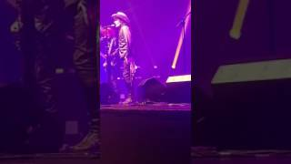 Adam Ant plymouth FRIEND OR FOE 2017