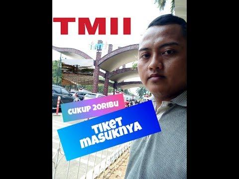 Tiket masuk Taman Mini Indonesia Indah,destinasi wisata di ibu kota
