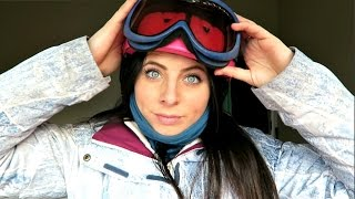 WHAT I WEAR SNOWBOARDING