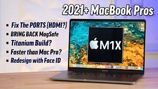 L'AVENIR du MacBook Pro! (Apple va tout faire)