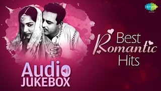 Best Romantic Hits Jukebox | 60s Hindi Hit Songs Collection | Chaudvin Ka Chand Ho & More Love Songs