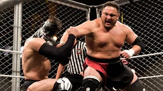 Relive NXT's first Steel Cage Match
