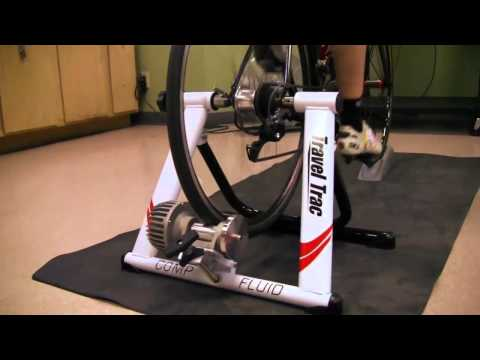 Travel Trac Comp Fluid Trainer Review