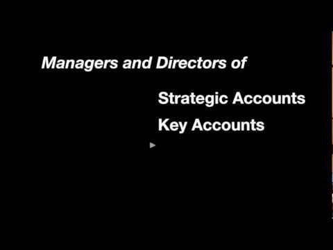 Strategic Account Management Association (SAMA) Certification ...