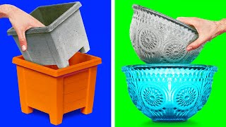 30 GREAT CEMENT CRAFTS