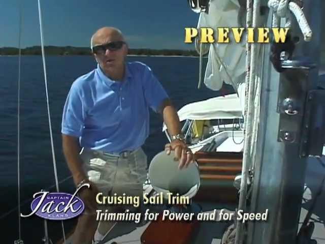 Singlehanded Docking & Sail Trim - Trailer