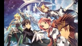 [Nightcore]Sword Art Online Extra Edition ED: Niji No Oto 刀劍神域 特別篇 ED:虹 の 音