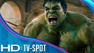 Avengers Age Of Ultron  TVSpot 2  Subtitulado Español  HD