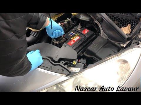 Changer sa batterie Peugeot 207 Hdi et 207 CC - 207 SW (TUTO)