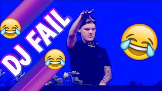 Gambar cover EDM Funny moments and fails of Dj's [ultimate compilation].
