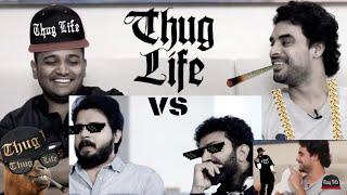 THUG LIFE COMPILATION 😎😎 | TOVINO BAZIL |KICHU SHIJU | THUG SHOW [FT.NANDINI]