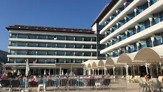 Турция Мармарис Ичмелер отели 4 звезды - обзор отеля Летуаль LETOILE BEACH L'ETOILE 4*