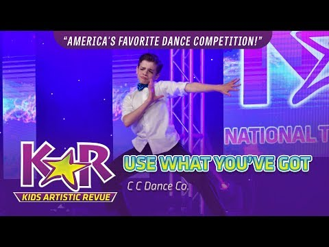 """""""Use What You've Got"""" from C C Dance Co."""