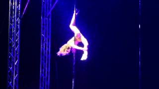 Maddie Sparkle - Pole Show LA @ Pole Expo Las Vegas 2015