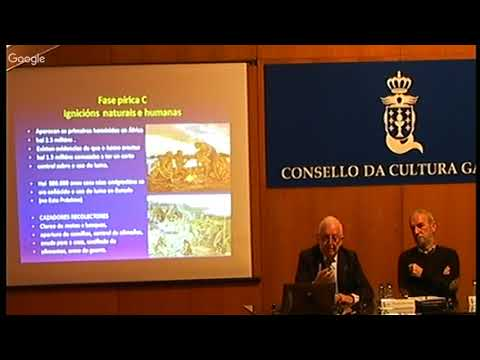 Historia dos incendios forestais en Galicia e Portugal