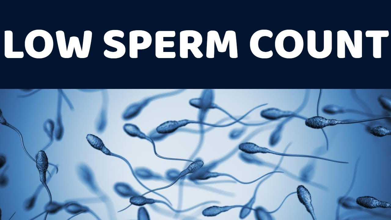 Low Sperm Count ? Infertility ? Homeopathic Treatment For Low Sperm