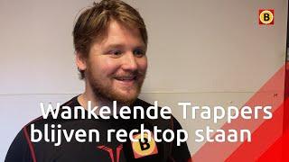 Tilburg Trappers stond te wankelen richting finale: 'Maar we bleven rechtop staan, geweldig'