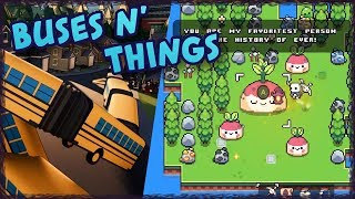 SNAKEYBUS & FORAGER ⫽ BarryIsStreaming