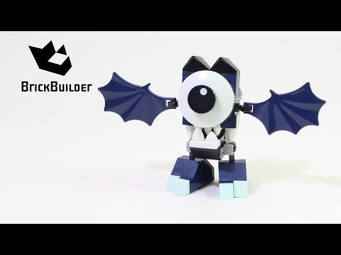 Vidéo LEGO Mixels 41533 : Globert