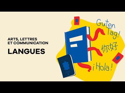 DEC | Arts, lettres et communication - Langues