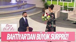 Bahtiyar'dan Ebru'ya sürpriz evlilik teklifi! - Esra Erol'da 26 Ocak 2018