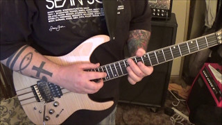 IT'S OVER NOW by FREHLEY'S COMET - CVT Guitar Lesson by Mike Gross