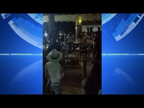 Un menor de 12 años murio en las fiestas de Vegachi - Teleantioquia Noticias