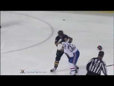 Brad Staubitz vs Cody McCormick