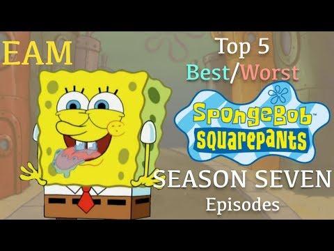 Top 5 Best/Worst SpongeBob Season 7 Episodes