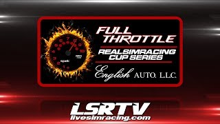 Las Vegas // Full Throttle RSR Cup Series: Presented by English Auto L.L.C.