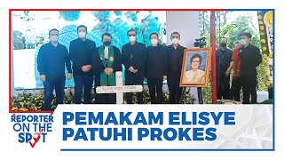 Kemenkumham Pastikan Pemakaman Istri Yasonna Laoly Patuhi Prokes Covid-19