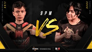 Infinity Esports Colombia VS Max Tigers | Jornada 11 | Golden League 2019