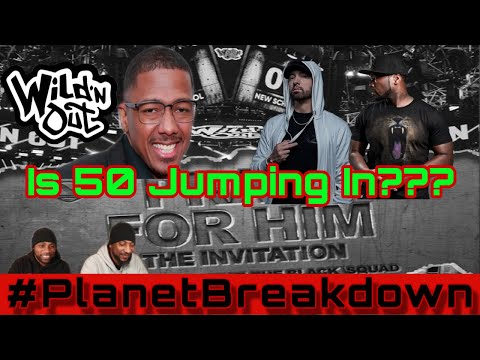 IS 50 JUMPING IN ?? | NICK CANNON - PRAY FOR HIM (EMINEM DISS) | REACTION | PLANET BREAKDOWN