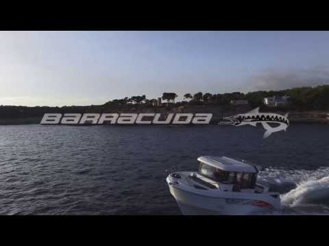 Beneteau Barracuda 8 video