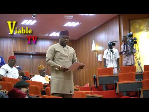 Election Violence : Akpabio in Fresh Trouble as Senate Receives Petition Against Him