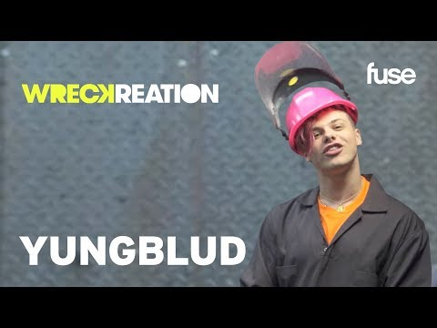 Yungblud Talks 'Parents' & Pet Peeves While Releasing Stress At The Wrecking Club | Wreckreation