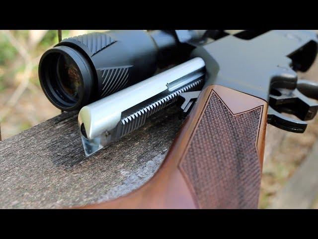 Match Grade Lever Action Rifle? Henry Long Ranger