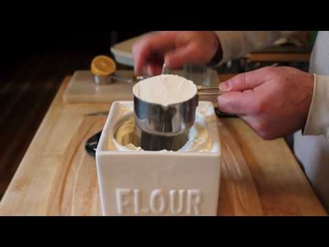 Food Wishes Recipes – How to Measure Flour – Using a Digital Scale for Baking