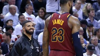 DRAKE TRASH TALKING NBA PLAYERS COMPILATION