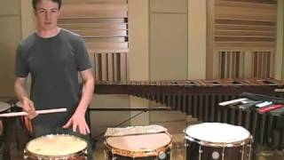 Concert Snare 1: Instrument & Head Selection / Vic Firth Percussion 101