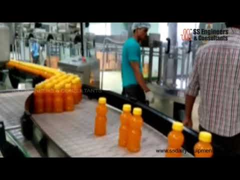 Juice Processing Plant and Machinery