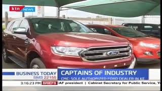 Ford's Head of Operations in Kenya Yasa Swale optimistic about the market | CAPTAINS OF INDUSTRY