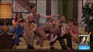 Dancing with the Stars 23 - Maureen McCormick & Artem   LIVE 9-19-16