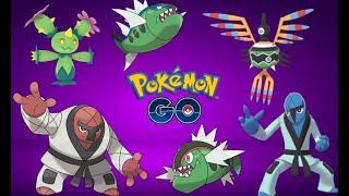 Maractus  - (Pokémon) - ¡NUEVOS POKEMON REGIONALES Y COMO CONSEGUIRLOS! POKEMON GO !!